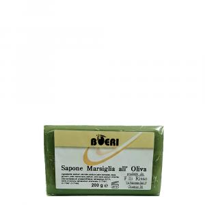 Sapone di Marsiglia all'oliva 200 g