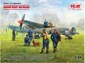 WWII RAF Airfield