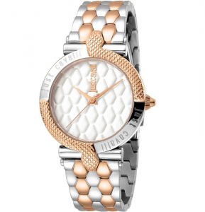 Just Cavalli Orologio Animals - Rose & Silver