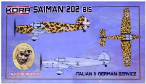 Saiman 202bis Italian & German Service
