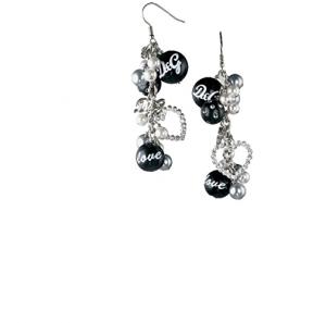 Orecchini donna D&G Jewels. Collezione Lollipop.