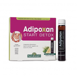 Naturando, Adipoxan Start Detox 6x25ml