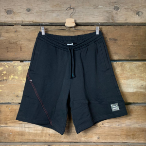 Pantaloncino Puma Re.Gen Shorts in Cotone Nero