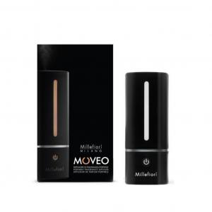 Diffusore di fragranza portatile Millefiori Moveo Nero 99WDBK