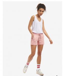 Pantaloncini corti donna in felpa | marca Blauer