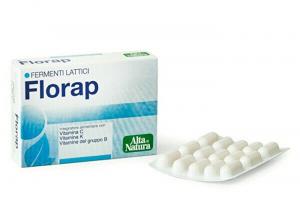 Alta Natura, Florap 30cps