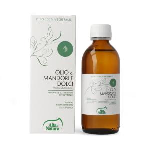 Alta Natura, Olio di Mandorle Dolci 250ml