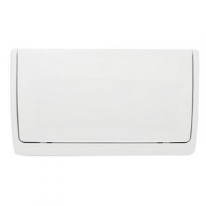PLACCA PER CASSETTA  GROHE ART. 37643                                  Alpine-white