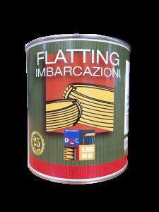 FLATTING LIQUIDO TRASPARENTE FINITURA SATINATO DOC