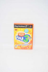 Videogioco Per Ps2 Eye-toy Play 3