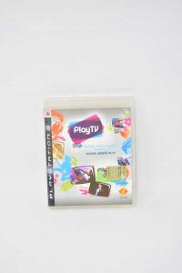 Videogioco Softuer Per Ps3 PlayTV