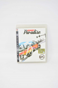 Videogioco Ps3 EA Games Burnout Paradise