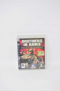 Videogioco Per Ps3 Brothers in Arms Hell's Highway