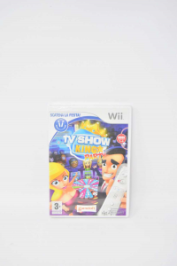 Videogioco Per Wii Playzone TV Show King Party NUOVO SIGILLATO