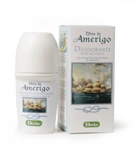 Deodorante roll-on non alcolico terre di amerigo