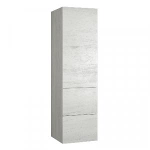 COLONNA CON UN ANTA DX H124  MOD. UNIKA                                35X32,5XH.124 Olmo Bianco