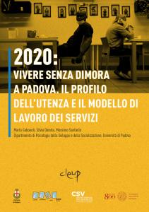 2020: vivere senza dimora a Padova