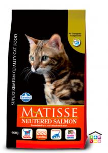 Farmina MATISSE NEUTERED SALMON 1,5kg-10kg