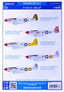P-51D-5 '15th AF'