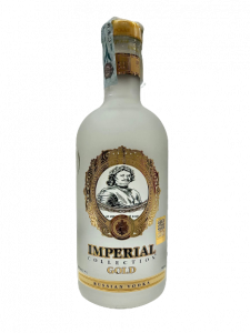 Vodka Imperial Collection Gold - Russian Vodka cl. 70