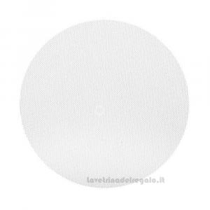 50 pz - Velo portaconfetti Bianco tondo 20 cm - Veli bomboniere