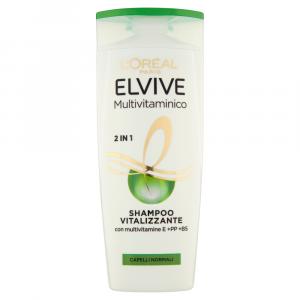 ELVIVE Shampoo Multivitaminico 2 in 1 400 ml
