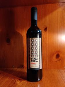 Perda Rubia Cannonau di Sardegna Doc 2017 cl.75