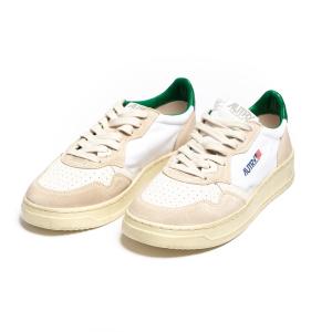 Sneakers Autry Logo Verde