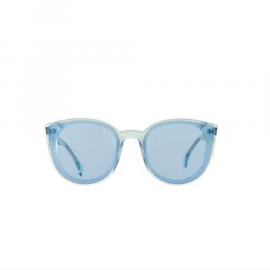 Occhiali da sole azzurro collezione Denora ad alta protezione