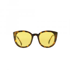 Occhiali da sole giallo collezione Denora ad alta protezione