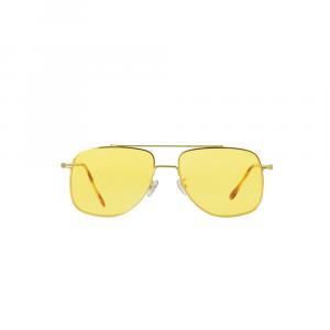 Occhiali da sole giallo collezione Maranello ad alta protezione