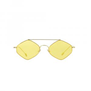 Occhiali da sole giallo collezione Rigaut ad alta protezione