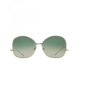 Occhiali da sole verde collezione See You Soon ad alta protezione