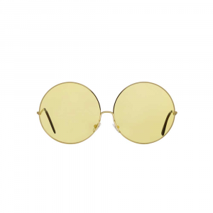Occhiali da sole giallo collezione Shanghai ad alta protezione
