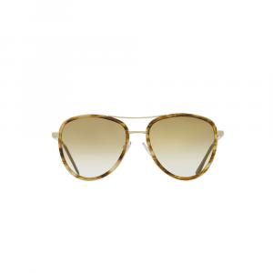 Occhiali da sole oro collezione Saint Tropez ad alta protezione
