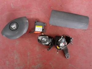 Kit AirBag usato Dacia Duster 2010>