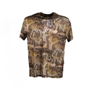 T-Shirt Etro Benetroessere Animalier