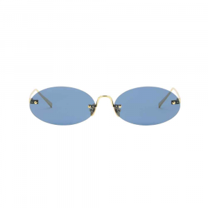 Spektre Boccioni Occhiali da sole unisex alta protezione oro-blu