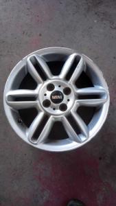 Cerchio in lega usato Mini R56 '06>'10< DM 16