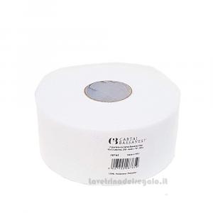 Rotolo Bianco in tulle 5 cm x 100 mt - Nastri bomboniere
