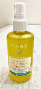 Vichy acqua solare SPF50 idratante 200ml