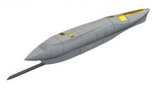R-V Pod for MiG-21