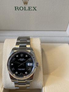 Orologio primo polso Rolex Date