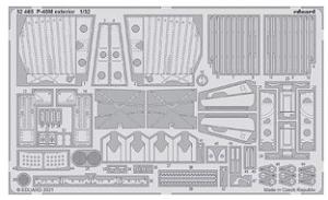 P-40M Exterior