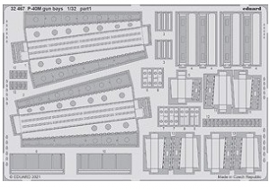 P-40M Gun Bays
