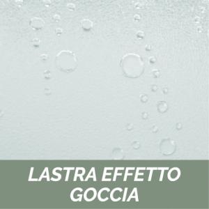 BOX DOCCIA A NICCHIA 2 ANTE CON SOFFIETTO SERIE YORK cm 85-89