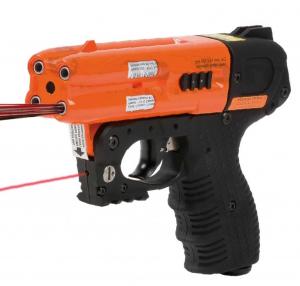 PIEXON PISTOLA JPX4 COMPACT JET DEFENDER comprensiva di laser + cartuccia 4 colpi OMAGGIO