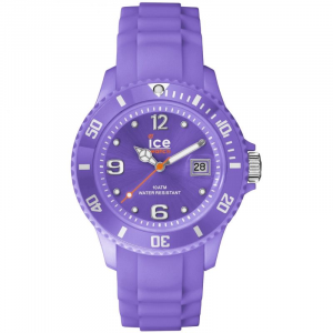 Orologio Ice watch. Silicone, viola. 35mm.