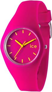 Orologio donna Ice watch. Silicone fuxia, ultrapiatto.