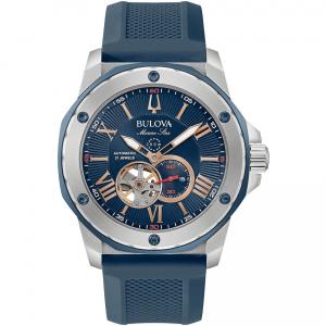 Bulova Orologio Marine Star, Automatico - Blue